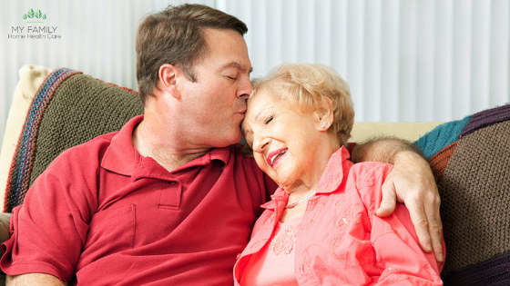 A Checklist for Caregivers Caring for Aging Parents