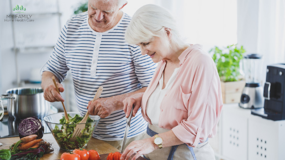 meal preparation ideas for the elderly