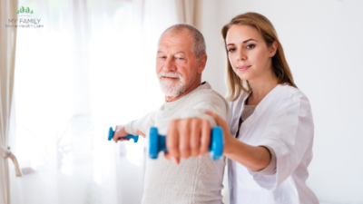 In-Home Physical Therapy for Seniors and Elderly