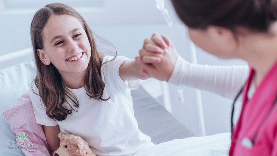 Understanding the Role of In-Home Pediatric Nurses
