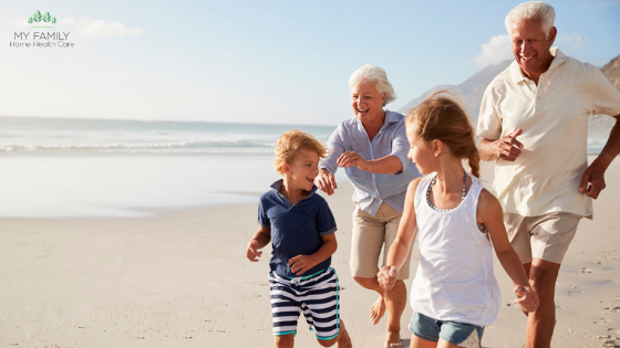 How to Keep Your Elderly Loved One Safe all Summer Long